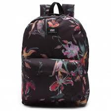bloom backpack vans skool ii backpack school bag bloom millars shoe store