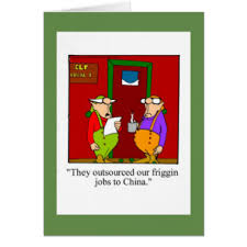 funny business christmas greeting cards zazzle com au