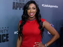 porsche atlanta housewives porsha williams talks her celebrity apprentice exit and chael
