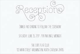 reception cards wording 63wedding card templates free premium templates reception card