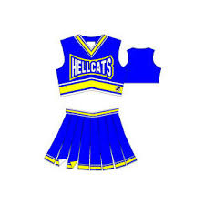 Halloween Cheer Costumes Cheerleading Polyvore