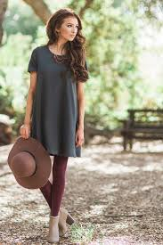 5 tips to look modest but stylish coloured leggings clothes and