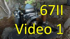 pentax 67ii video manual 1 of 2 youtube