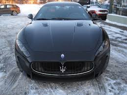 maserati granturismo dark blue 2012 maserati granturismo mc stradale loaded lots of carbon fiber