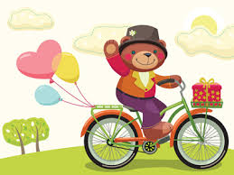 teddy balloons teddy with balloons by saifan dribbble