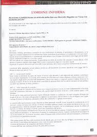 ordine pavia pubblicato sul bollettino dell ordine di pavia la medicina fiscale