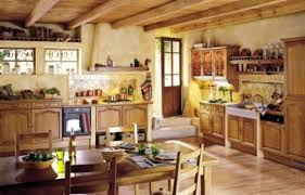 country homes interior design appliances concrete kitchen island with country style