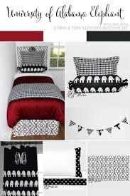 Houndstooth Comforter Best 25 Alabama Bedroom Ideas On Pinterest Alabama Room Roll