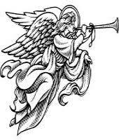 angel sketch cliparts free download clip art free clip art