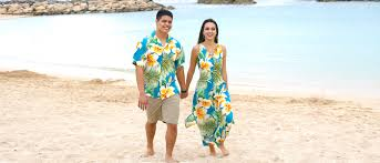 hawaiian wedding dresses shirts and wedding attire