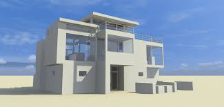 Modern One Story House by Modern Affordable Housing Plan The Hill Manor Model Affordable