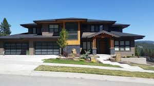 Prarie Style Prairie Style Contemporary Two Story