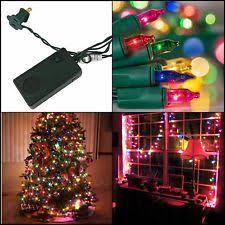 musical christmas lights ebay