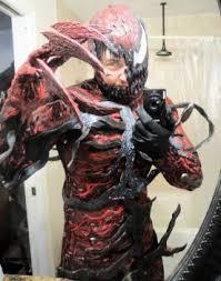 Carnage Halloween Costume Webofshadows Explore Webofshadows Deviantart