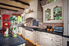 brick tile kitchen backsplash brick kitchen backsplash practical and really stylish brick