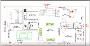 house layout design as per vastu 30 feet by 60 single floor modern home plan according to vastu