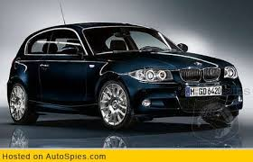 bmw 120d m sport 2008 bmw 1 series m sports package announced autospies auto