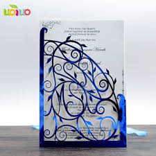 Special Invitation Card Online Buy Wholesale Special Wedding Invitation Cards From China