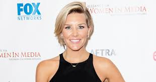 new haircut charissa thompson charissa thompson hair sexism sports reporter