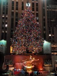 christmas in new york city new york