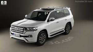 toyota land cruiser 2016 picture 360 view of toyota land cruiser vxr 2016 3d model hum3d store