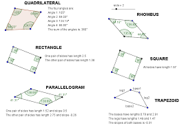 worksheet 2 quadrilaterals