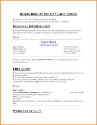 Best Quality Resume Paper by Student Athlete Resume Berathen Com