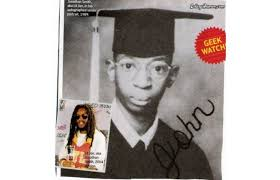 highschool year book 10 rappers awkward high school yearbook photos what s trending