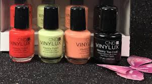 cnd vinylux rhythm u0026 heat collection summer 2017 nail polish set