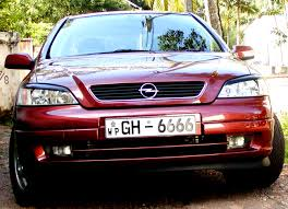 opel astra 2001 opel astra g irmscher for sale