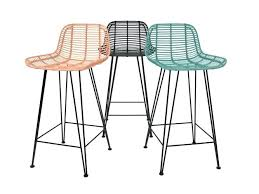 Patio Bar Chairs Excellent Wicker Barstool Rattan Model Patio Bar Stool Chairs