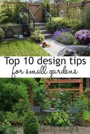Planting Ideas For Small Gardens The Most Cost Effective 10 Diy Back Garden Projects That Any