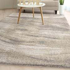 Area Rugs Modern Modern Contemporary Plush Area Rugs Allmodern