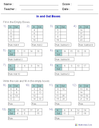 15 best math worksheets images on pinterest teaching