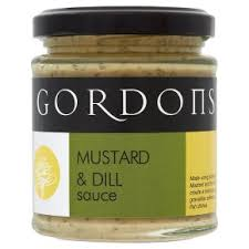 dill mustard gordons mustard dill sauce waitrose