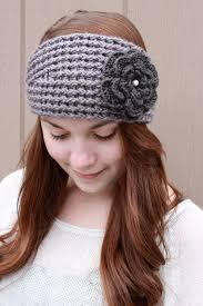crocheted headbands 146 best faixas headbands images on hair bows flower