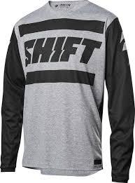 road bike jackets 2018 shift recon drift strike jersey mx motocross off road atv