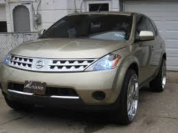 murano nissan black tony06murano 2006 nissan murano specs photos modification info
