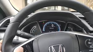 honda civic steering problems problem with touch screen display and radio settings honda civic