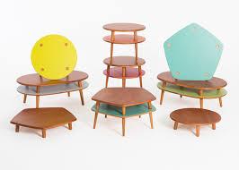 lanzavecchia wai collection includes hamburger tables