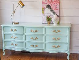 Used White French Provincial Bedroom Furniture Dixie French Provincial Dresser Goes Glossy Painted By Kayla Payne