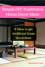 diy traditional home decor ideas