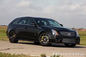 black cadillac cts 2011 cadilac cts v black edition v700 sport wagon by