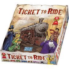 days of wonder ticket to ride board game walmart com
