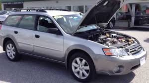 outback subaru 2006 2006 subaru outback 2 5i south burlington vt sethwhitingcars