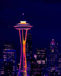 13 best space needle images art posters concerts