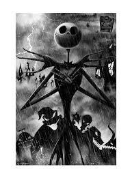 the nightmare before christmas storm poster topic