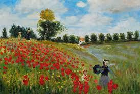 Claude Monet Blind Claude Monet Cleveland State Art