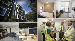Home Design For 2017 by New Postgraduate Accommodation On Track For 2017 News U0026 Media Uow