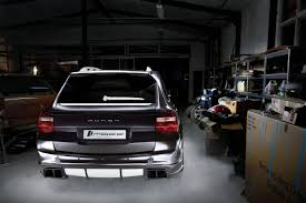 Porsche Cayenne Body Kit - tuning maff muron wide body kit for porsche cayenne photos